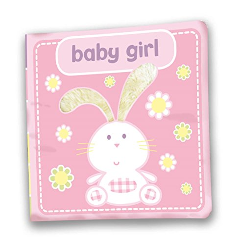 Baby Girl: A first soft cloth gift book