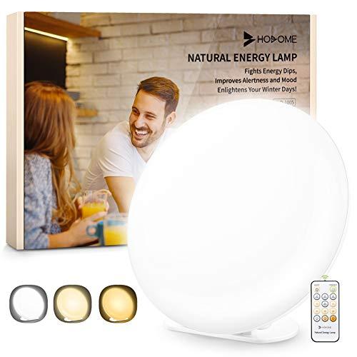 Hosome 10000 Lux SAD Light Sun Lamp