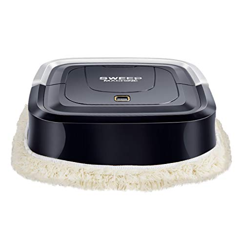 Robot Mops for Floor Cleaning Hardwood Robotic Vacuum Cleaner and Mopping, Ideal for Pet Hair, Hard Floor