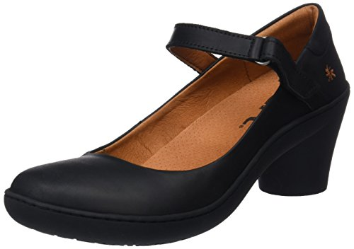 Art Damen Grass-1440 Pumps, Schwarz (Black), 42 EU