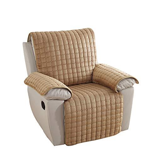 YMOMG Sesselbezug, Elastischer Bezug für TV-Sessel Faul, Stretchbezug Größe Relaxsessel (Farbe 9)