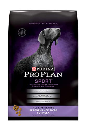 Purina Pro Plan High Protein Dry Dog Food, SPORT Performance...