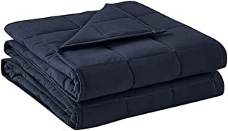 BB BLINBLIN Cooling Weighted Blanket Heavy Blanket, Calm and Sleep, Premium Soft and Comfortable Material and Glass Beads...
