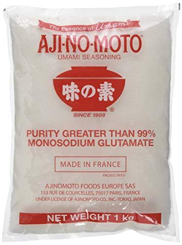 Aji-No-Moto Glutamat 99%, 1er Pack (1 x 1 kg Packung)