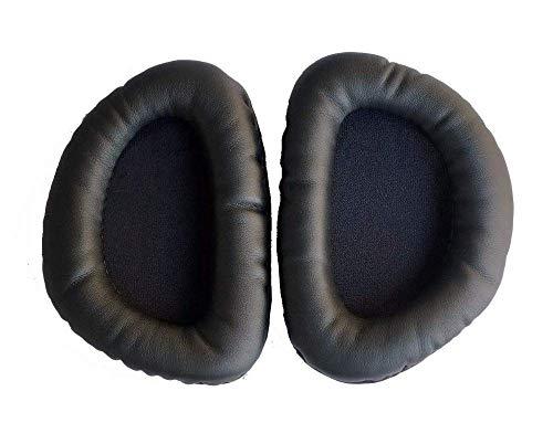 Almohadillas de espuma viscoelástica de repuesto compatibles con Mad Catz Tritton AX120 AX180 AX 180 120 Stereo Gaming auriculares
