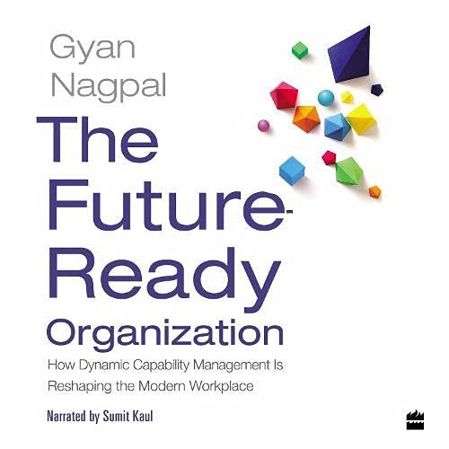 The Future Ready Organization cover art