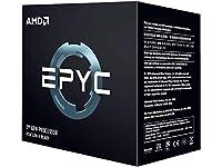 AMD EPYC (2nd Gen) 7742 テトラヘキサゴンタコア (64コア) 2.25 GHz プロセッサー - 小売パック - 256 MB キャッシュ - 3.40 GHz オーバークロック速度 - 7 nm - ソケット - 225 W - 128 スレッド。