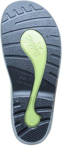 Sloggers Women's Premium Garden Clog, Kiwi Green, Size 6, Style 260KW06