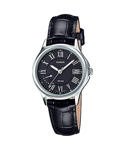 Casio Ltp-e116l-1avdf Reloj Analogico Para Mujer Colección Enticer Caja De Metal Esfera...