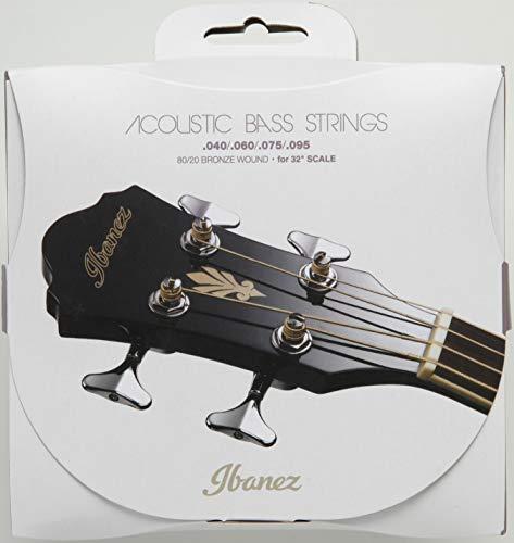 Ibanez IABS4C32 - Juego cuerdas para bajo acústico