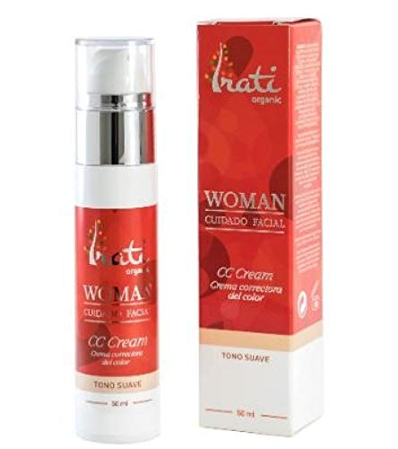 IRATI ORGANIC Cc Cream Tono Suave 50Ml. 300 ml
