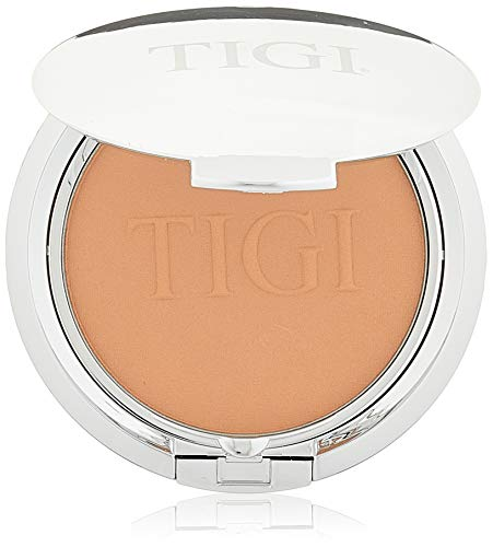 TIGI Cosmetics Powder Foundation, Charm, 0.37 Ounce