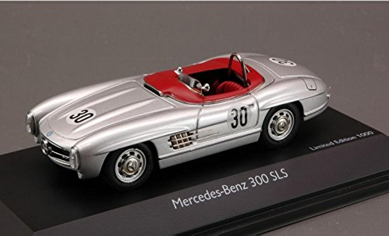 MERCEDES 300 SLS N.30 P.O'SHEA SCCA CHAMPIONSHIP 1957 1 43 Schuco Auto Competizione modellololo modellololino die cast
