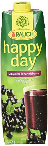 Rauch Happy Day Schw. Johannisbeere, 6er Pack (6 x 1 l)