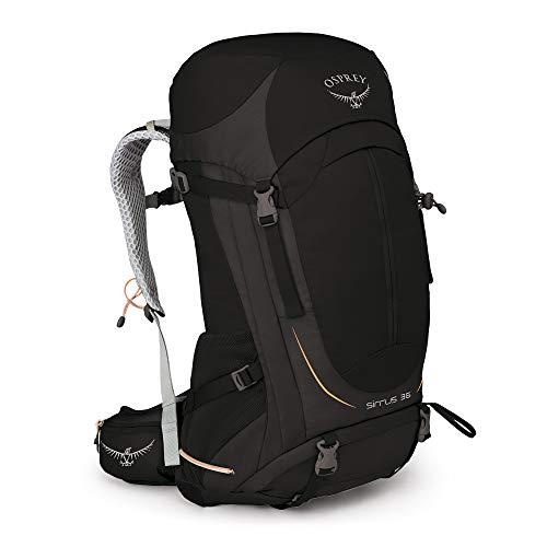 Osprey Sirrus 36 Women's Ventilated Hiking Pack - Black (WS/WM)