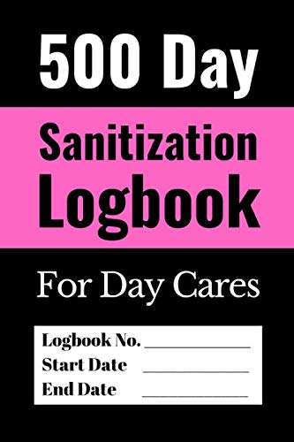 Top 10 best selling list for daycare sanitizing schedule