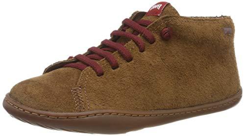 CAMPER Jungen Peu Hohe Sneaker, Braun (Medium Brown 210), 30 EU