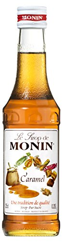 Monin Caramel Syrup, 250ml