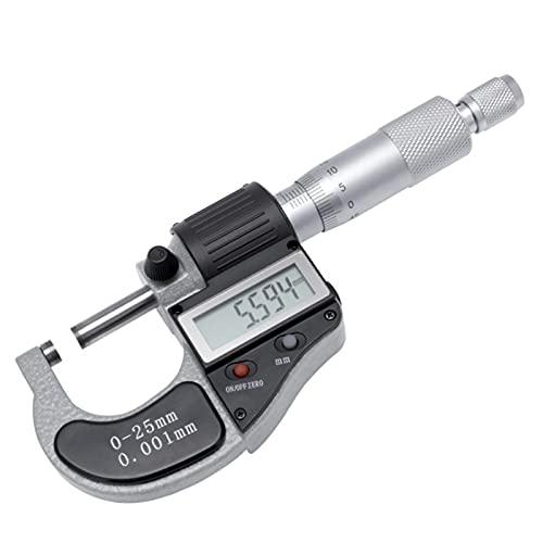 Women's Health Micrómetro, Micrómetro Digital, Micrómetros y Accesorios, Micrómetro Exterior, Micrómetro Digital, Micrómetro Electrónico, Micrómetros Multifunción