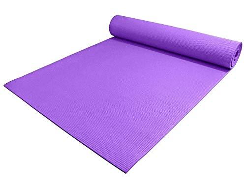 Quick Shel 1591 Qs-N187004 Yoga Mat, 4Mm (Purple)