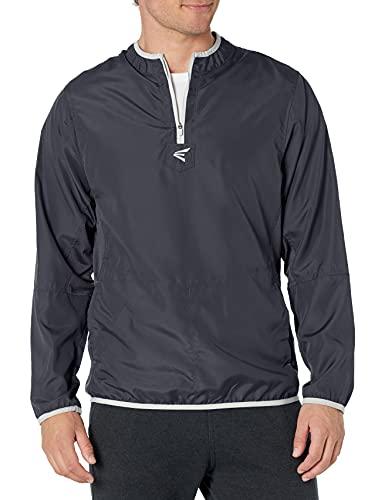 Easton M5 CAGE Jacke, Erwachsene, Größe S, Marineblau