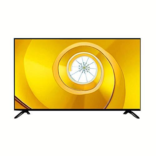 Household items Smart LED TV LCD TV de Red WiFi, 42/55 Pulgadas 4K Android TV TV analógica Digital con Interfaz HDMI/AV/LAN/RF/WiFi, TV ultradelgada para Dormitorio/Sala de Estar