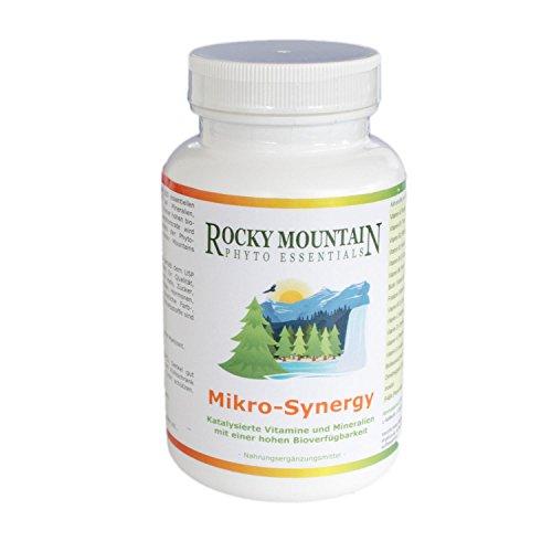 MikroSynergy Multivitamin und -mineralien