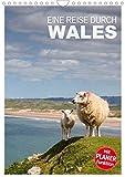 Eine Reise durch Wales (Wandkalender 2020 DIN A4 hoch): Impressionen einer Reise durch den abwechslungsreichen Westen Großbritanniens (Planer, 14 Seiten )
