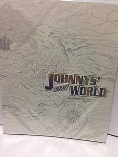 JOHNNYS' 2020 WORLD ジャニーズトニトニワールド パンフレット 薮宏太 A.B.C-Z SEXY ZONE...