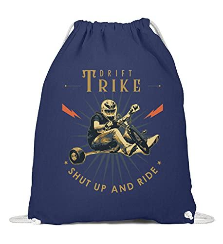 Drift Trike 01435 - Triciclo para adultos (algodón), color Azul, talla 37cm-46cm