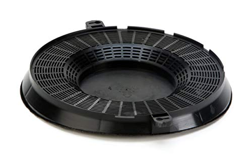 DREHFLEX® – Kohlefilter / Aktivkohlefilter – passend für Bauknecht / Whirlpool / Ikea – passend für 480122101262 // AMC037 AMC 037 - 5