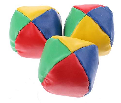Toi-Toys Jonglierbälle 3 Stück 4,5 cm