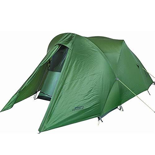 Hannah Hawk 2 Person Tent 295 cm Nylon Grey/Green