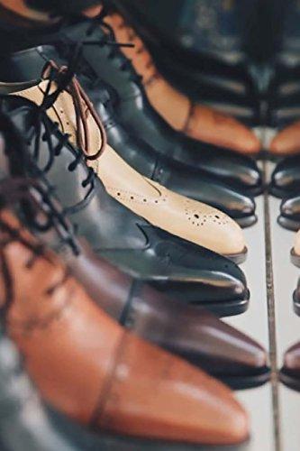 Footwear Notebook