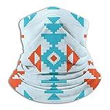 Fanqi Native Pattern2 Damen Schal aus leichter Baumwolle Modisch Design Wickelschal