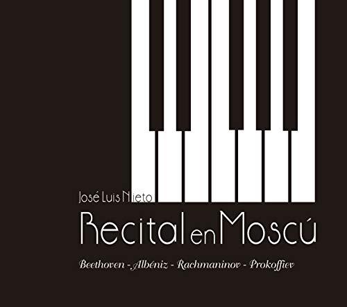 Recital en Moscú CD   José Luis Nieto piano