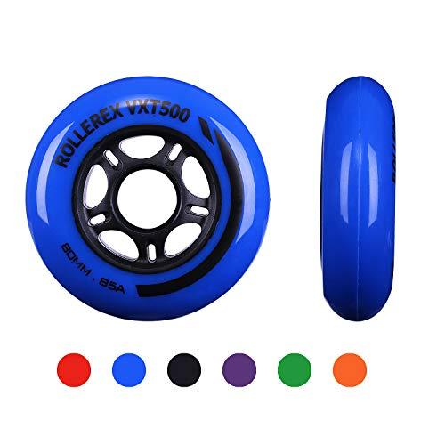 Rollerex VXT500 RipStik Wheels (2-Pack) (Deep Sea Blue)