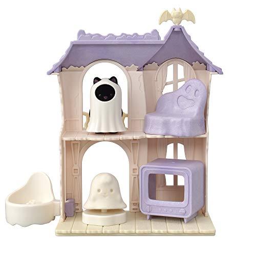 Sylvanian Families - La Maison hantée - 5542 - Fête foraine - Mini Poupées