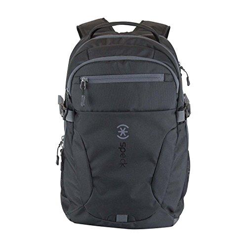 Speck Products Visor Backpack for Laptops, Black/Black