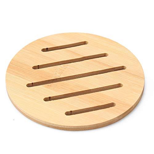 TCLZ placemats, solide bamboe, isolatiekussen, coaster, bowl, mat, tafelset, salontafel, mat keuken, levert het huishouden