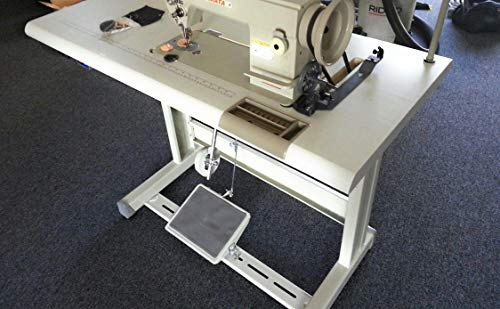 Yamata FY5318 Walking Foot lockstitch Sewing Machine with Servo Motor+Table.Assembly Required.DIY