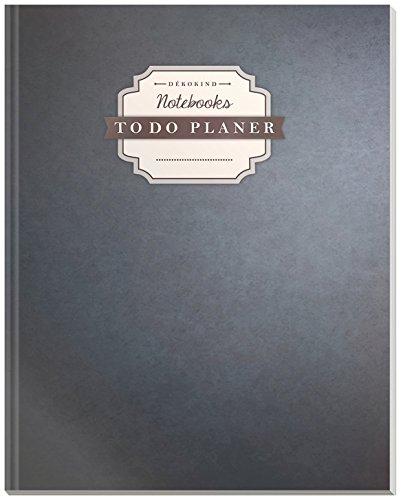 DÉKOKIND To Do Planer: DIN A4, 100+...