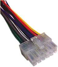 12 Pin Auto Stereo Wiring Harness Plug for Dual DC206BT / DC207BT