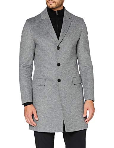 HUGO Herren Dress Coat Migor2041, Medium Grey (34), 46