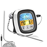 Meat Thermometer | Digital Instant Read Food Thermometer | Grill, Smoker, BBQ, Kitchen, Oven, Candy...