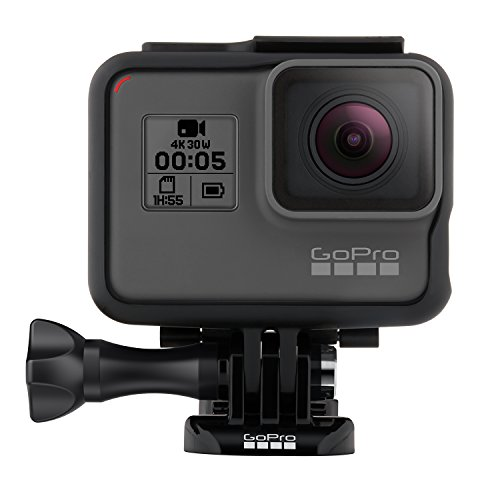 GoPro Hero5CHDHX-501, Cámara 4 K de Acción con Control de Voz, Negro