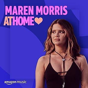 Maren Morris at Home