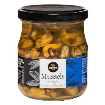 Elsinore Essig Muscheln 200 g (6 Stück)