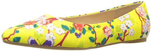 Top 10 best selling list for pennies flat yellow shoes for women