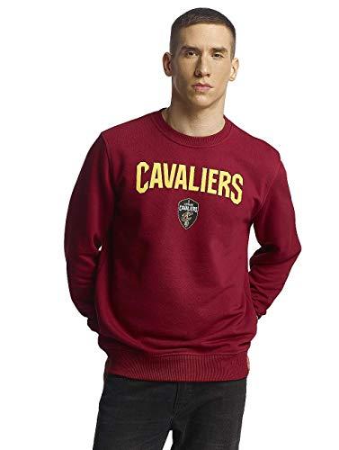 New Era Herren Oberteile / Pullover Tip Off Cleveland Cavaliers rot 2XL